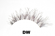 Red Cherry DW DEMI WISPY (1 PAAR ECHTHAAR-WIMPERN)