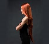 Ashley Lace Front Kunsthaarperücke