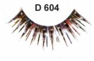 Red Cherry D 604 (1 Paar Wimpern)
