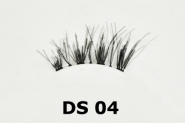 Red Cherry DS04 Demi Wispy Accent (1 PAAR ECHTHAAR-WIMPERN)