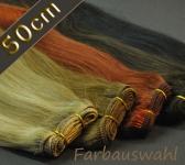 Premium Straight Weft 100g (ca. 50cm) Ombrefarben