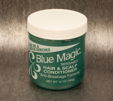 Blue Magic Bergamot Pomade (340g)