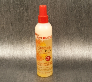Creme of Nature Argan Oil Leave-In Conditioner (250ml)