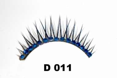 Red Cherry D 011 (1 Paar Wimpern)