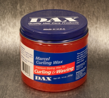 Dax Marcel Curling Wax (400g)