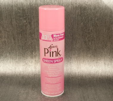 Lusters Pink Sheen Spray (366ml)