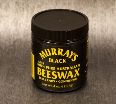 Murray's Black Beeswax (114g)