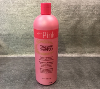 Luster's Pink Conditioning Shampoo (591ml)