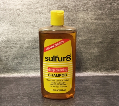 Sulfur 8 Medication Shampoo (340ml)