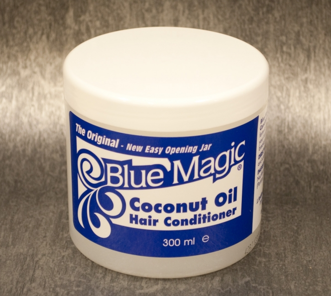 Blue Magic Coconut Oil Pomade (300ml)