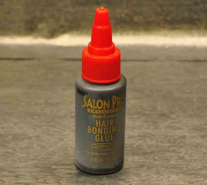 Haarkleber Bonder Glue schwarz (30ml)