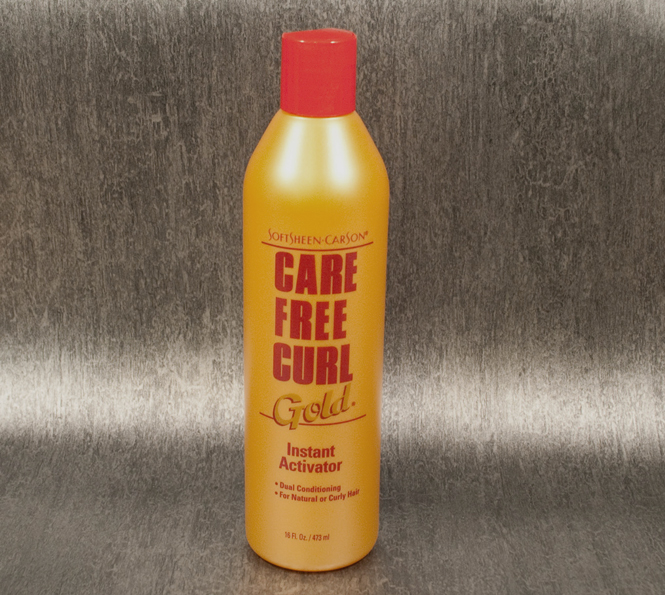 Care Free Curl Gold Lotion (473ml)