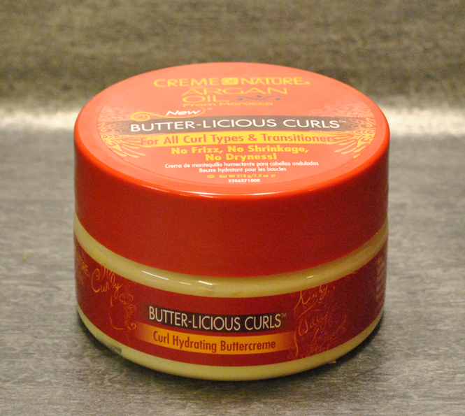 Creme of Nature Argan Oil Butter-Licious Curls (213g)