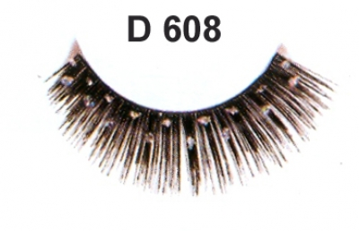Red Cherry D 608 (1 Paar Wimpern)