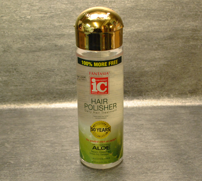 IC Hair Polisher Aloe (236ml)