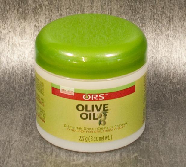 Organic Olive Oil Creme (227g)
