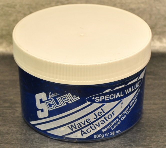 Lusters S'Curl Activator Gel Regular (680g)