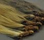 Europäische gefärbte Echthaartressen 100g (ca. 55cm)
